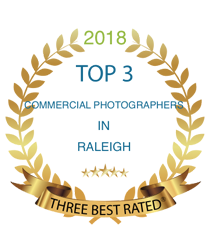 2018 Best Commercial Photographer